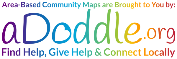 Area-Based Community Maps are brought to you by aDoddle.org