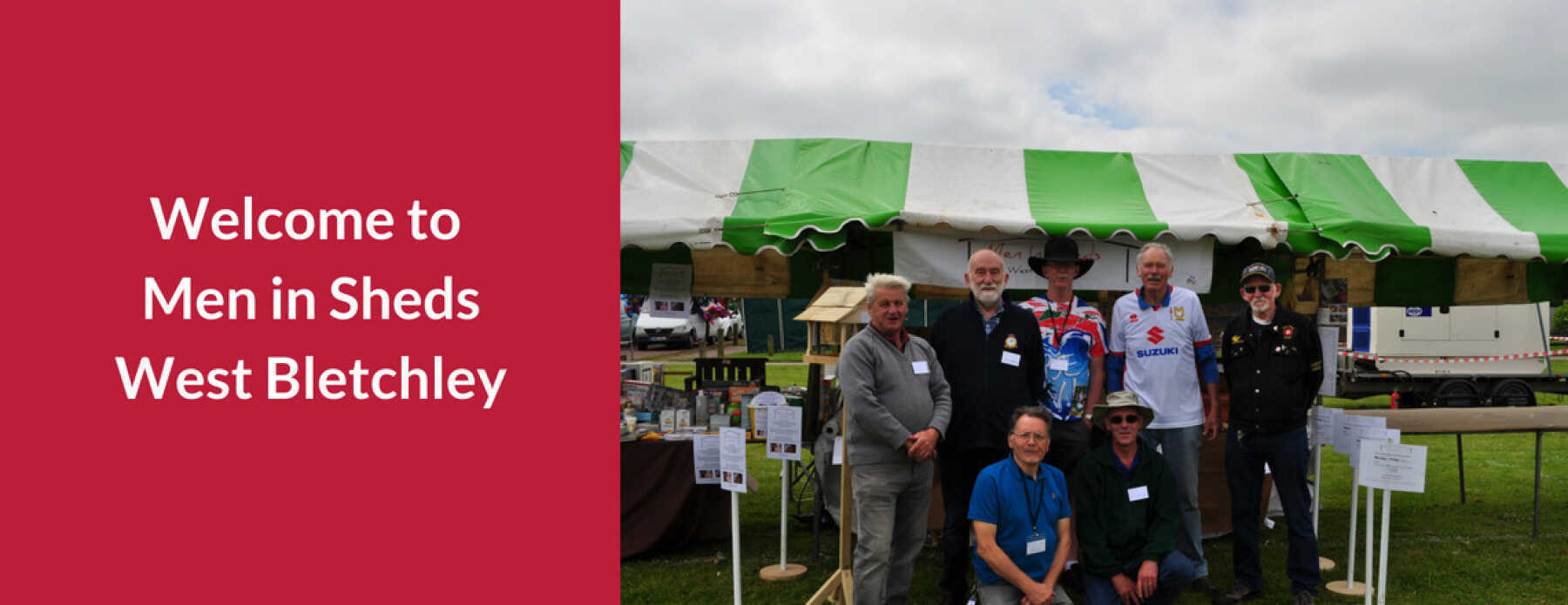 Featured Image for Men in Sheds West Bletchley