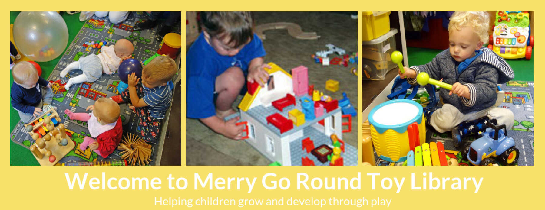 Featured Image for Merry Go Round Toy Library
