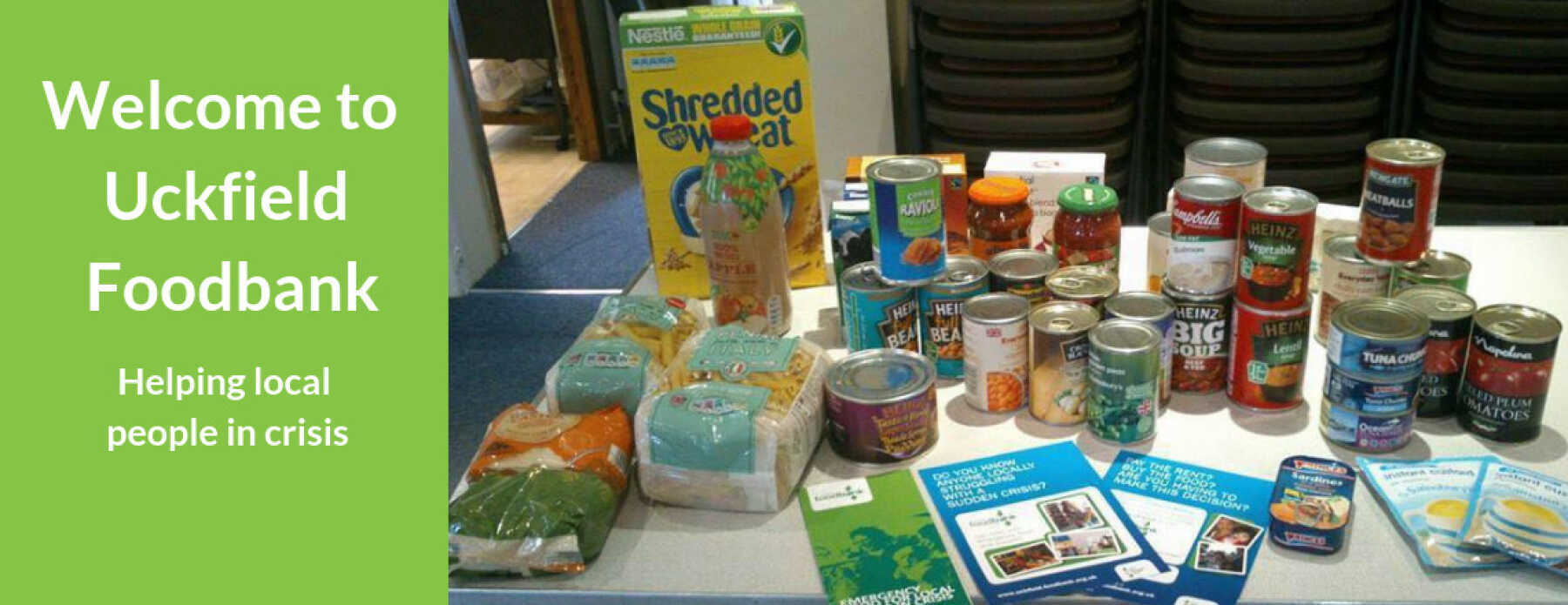 Featured Image for Uckfield Foodbank