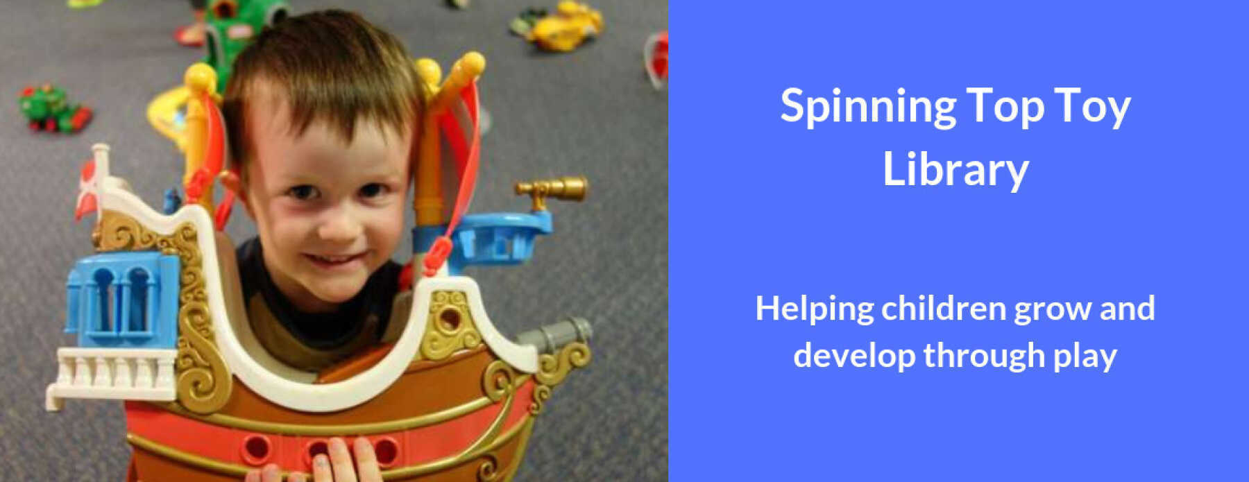 Featured Image for Spinning Top Toy Library