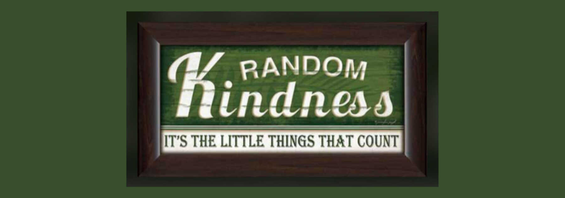 Featured Image for Random Kindness