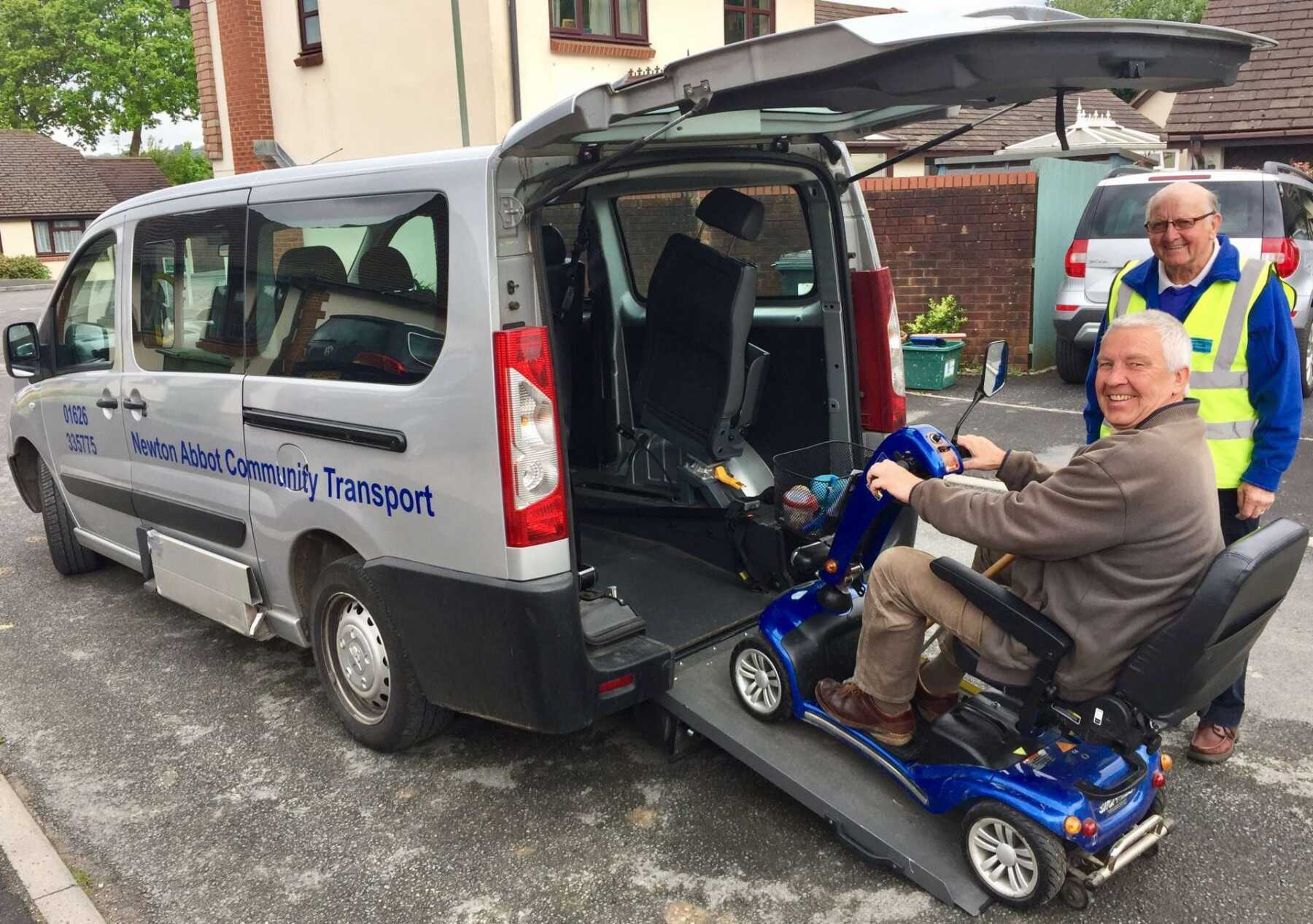 Featured Image for Newton Abbot Community Transport Association