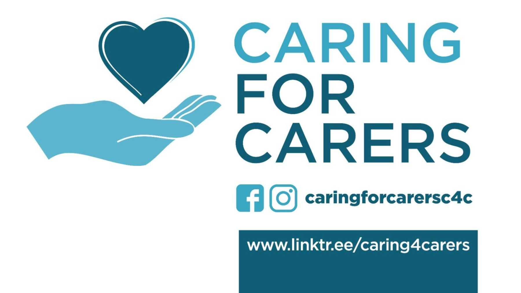 Featured Image for Caring for Carers