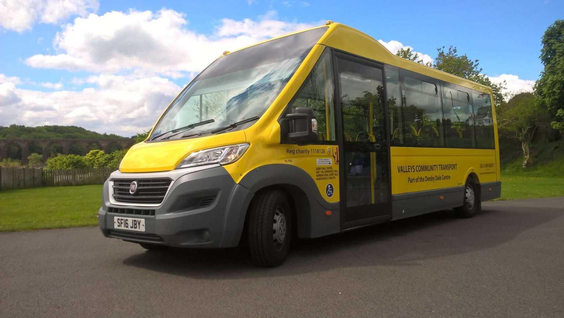 Featured Image for Community Transport - Community Minibus Hire
