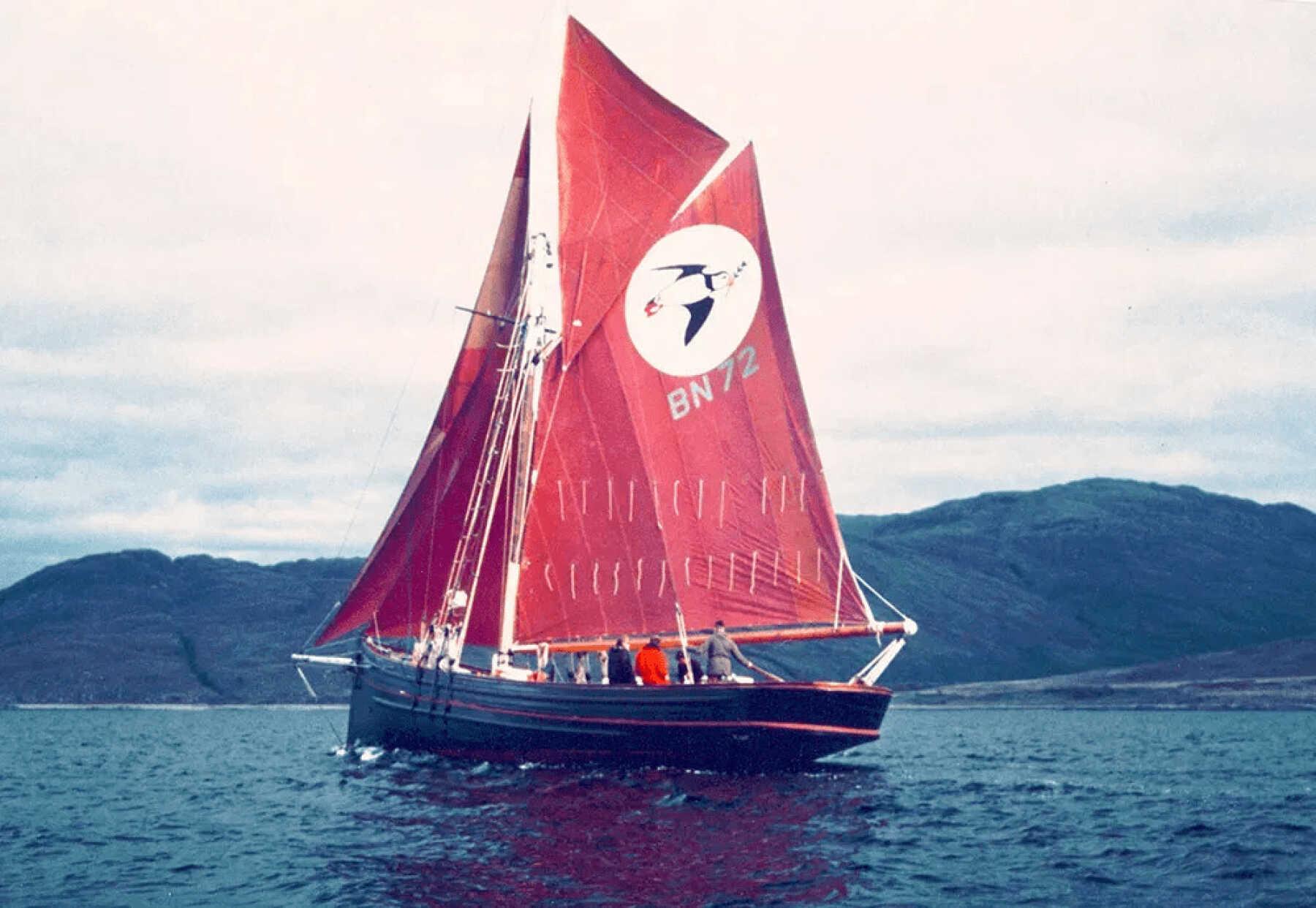 Featured Image for Britannia Sailing Trust
