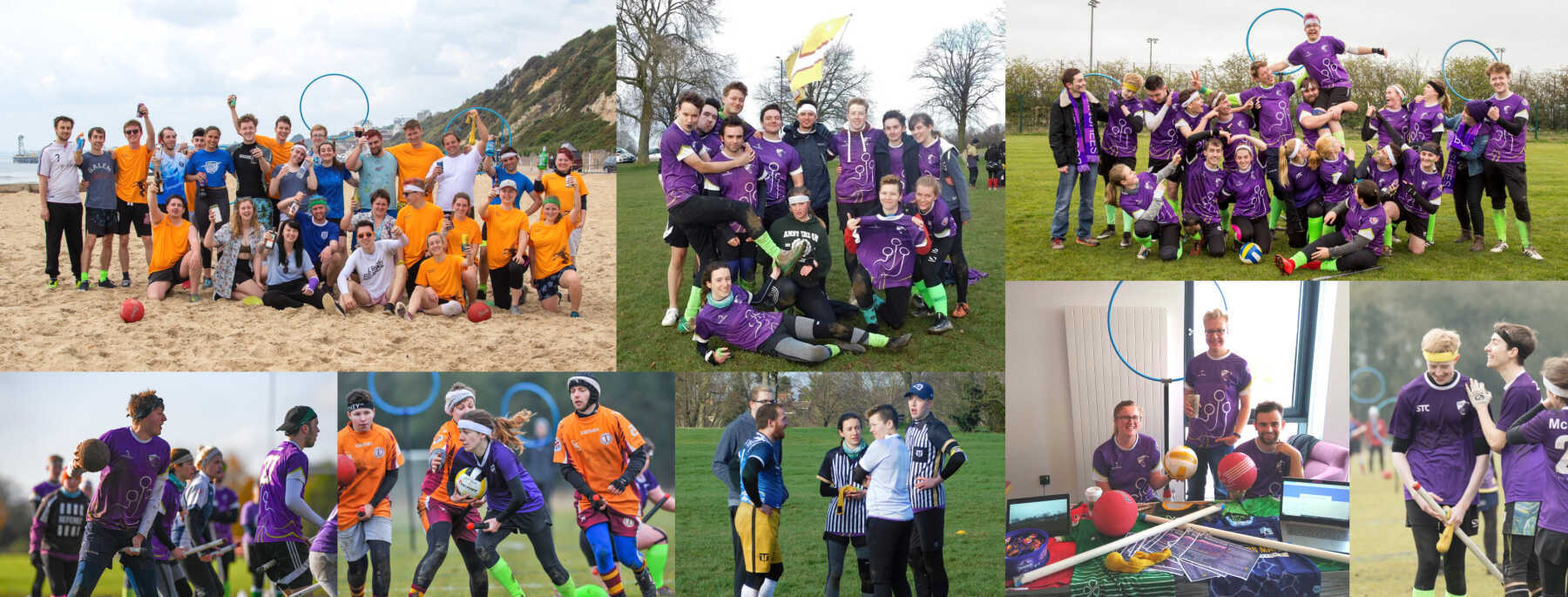 Featured Image for Bournemouth Quidditch Club - West Country Rebels